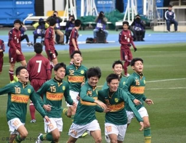 2019 静岡 学園 サッカー